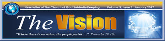 The Vision Newsletter , Convention Edition vol. 2 Iss 3 link